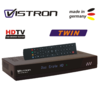 Vistron VT 500 Twin DVB-S2 HDTV PVR-READY